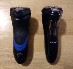 Visage Pro-Series Rotary Shaver