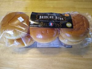 Specially Selected Brioche Buns
