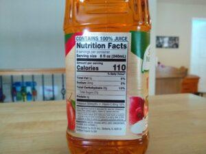 Simply Nature Apple Juice