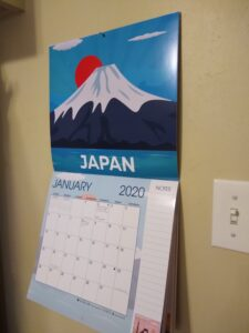 Aldi 16-Month Calendar