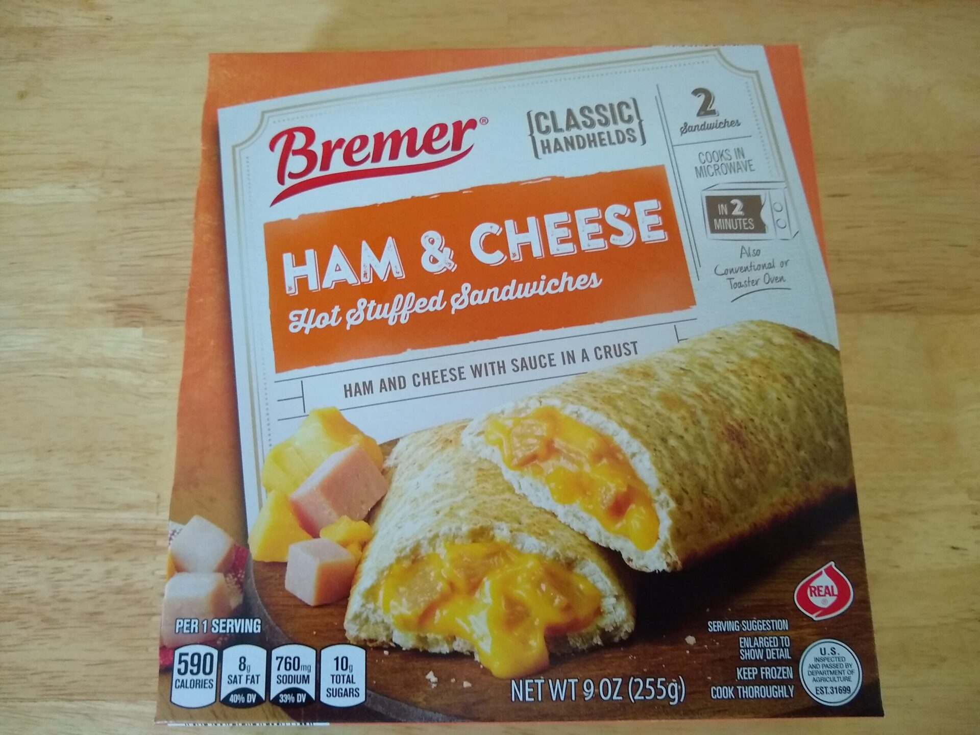 Bremer Hot Stuffed Sandwiches Aldi Reviewer