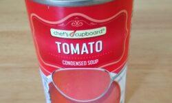 Chef's Cupboard Tomato Condensed Soup