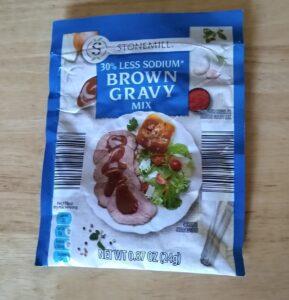 Stonemill Brown Gravy Mix