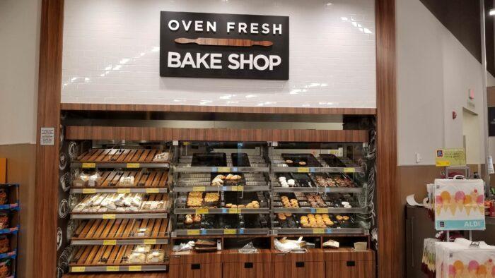 Aldi bakery