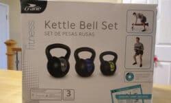 Crane Kettle Bell Set