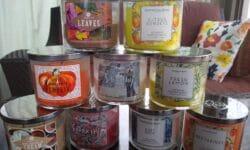 Aldi Huntington Home candles