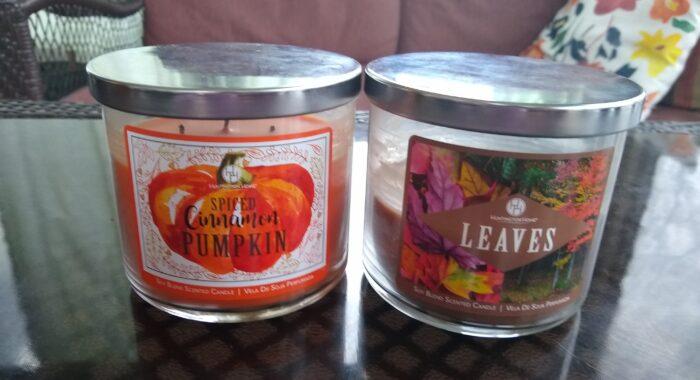 Huntington Home 3-Wick Candles