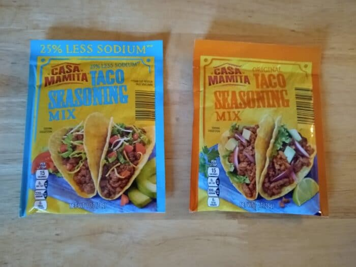Casa Mamita Taco Seasoning Mix