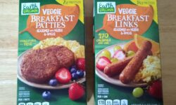 Earth Grown Vegan Breakfast Links and Patties