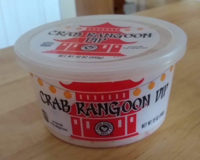 Park Street Deli Crab Rangoon Dip