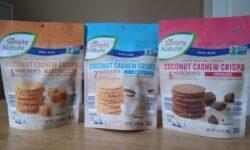Simply Nature Coconut Cashew Crisps