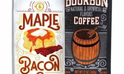 Barissimo Maple Bacon or Bourbon Ground Coffee