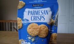Savoritz Parmesan Crisps