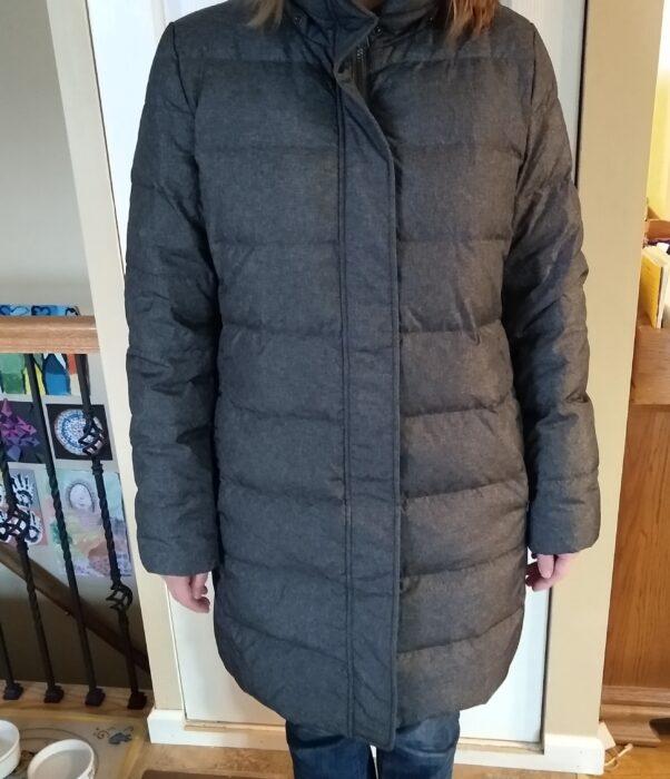 Lands End coat