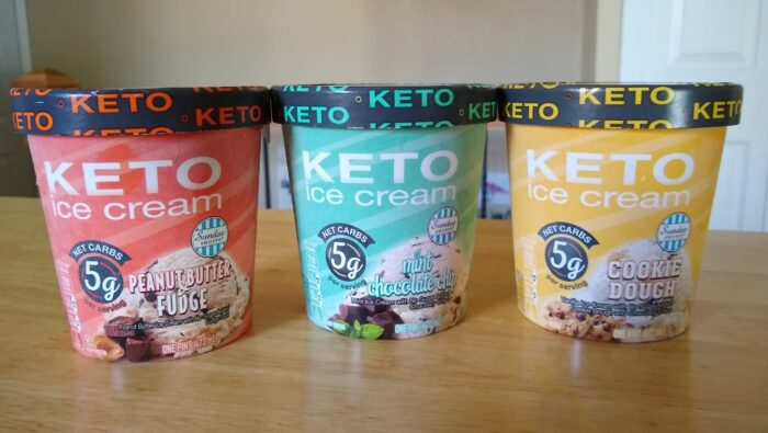 Sundae Shoppe Keto Ice Cream
