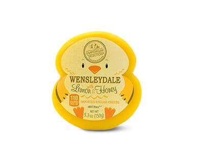 Emporium Selection Wensleydale with Lemon and Honey