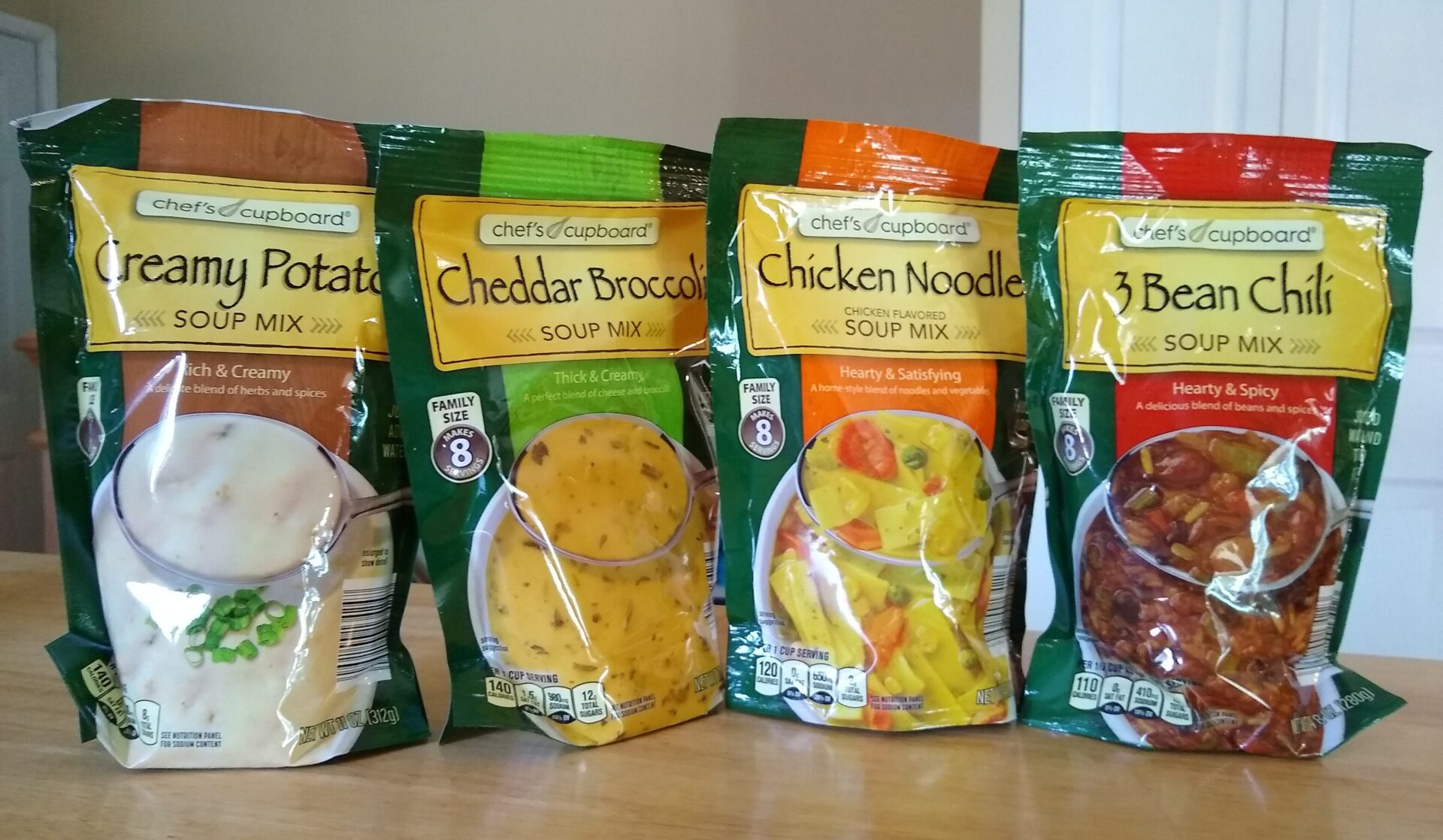 Chefs Cupboard Soup Mix