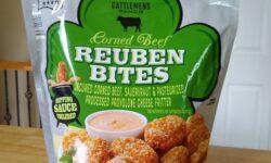 Corned Beef Reuben Bites