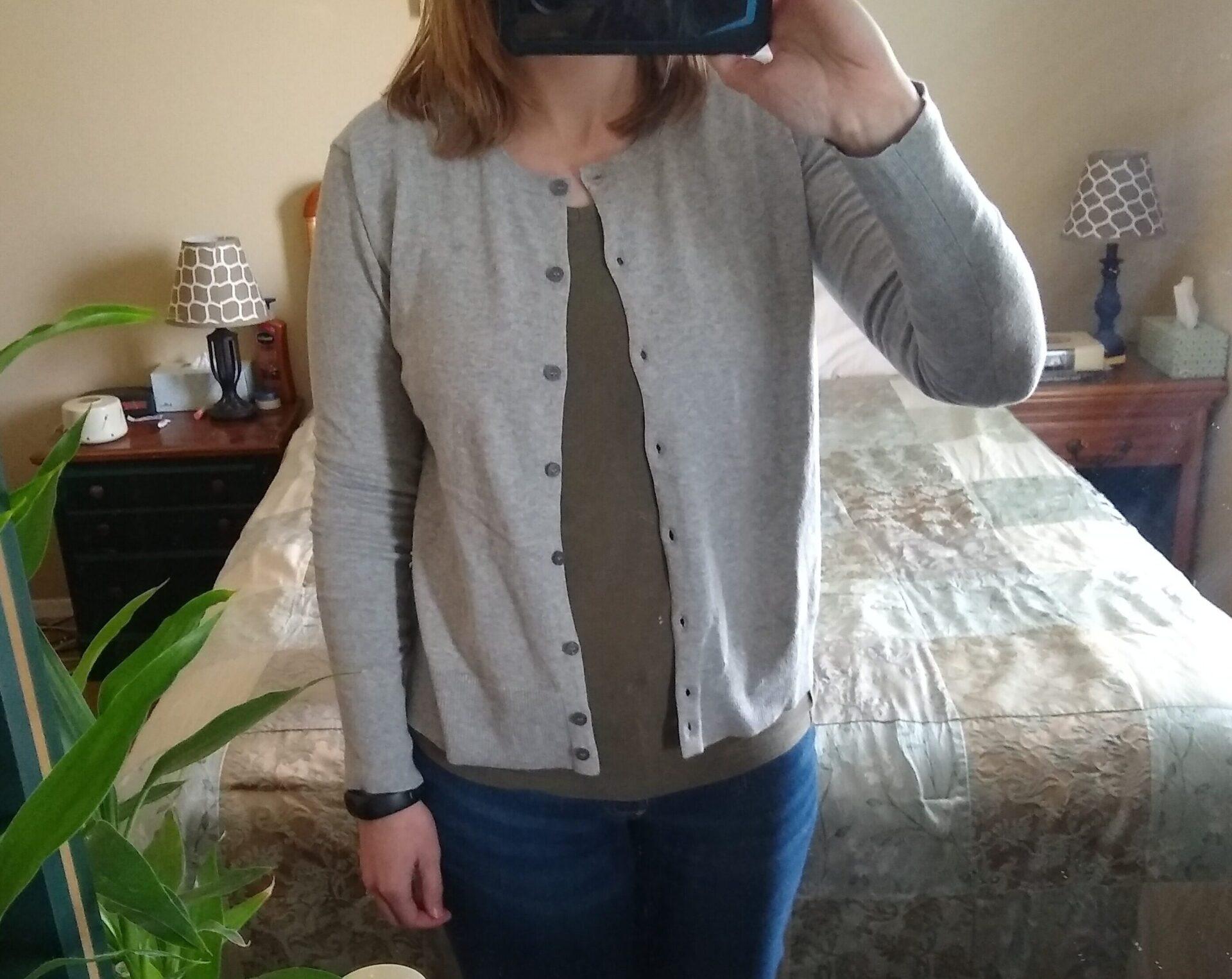 Serra Ladies Cardigan Sweater