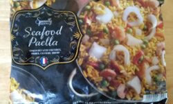 Specially Selected Seafood Paella