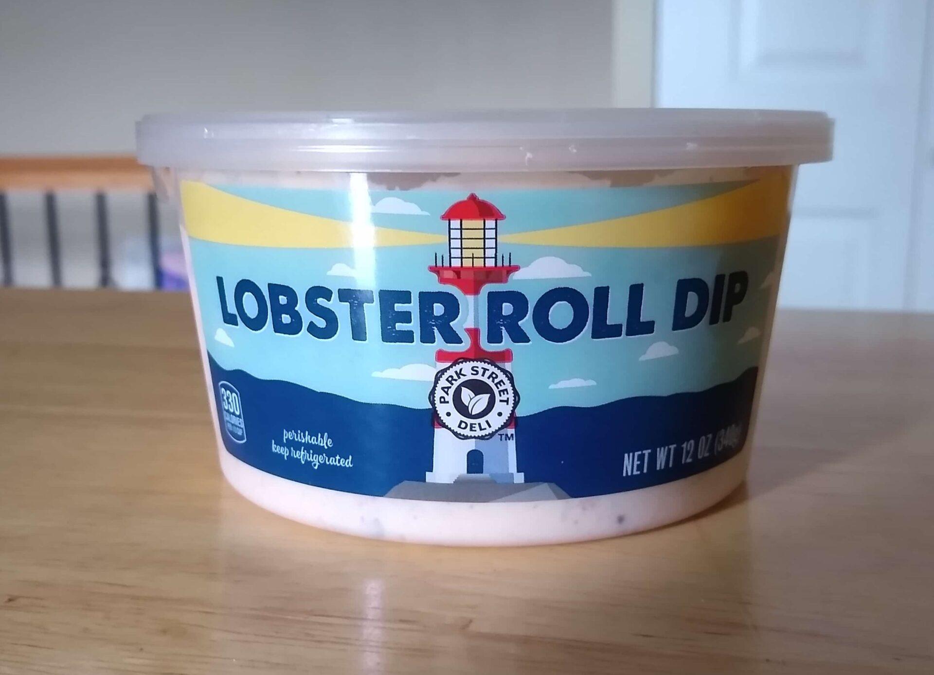 Park Street Deli Lobster Roll Dip