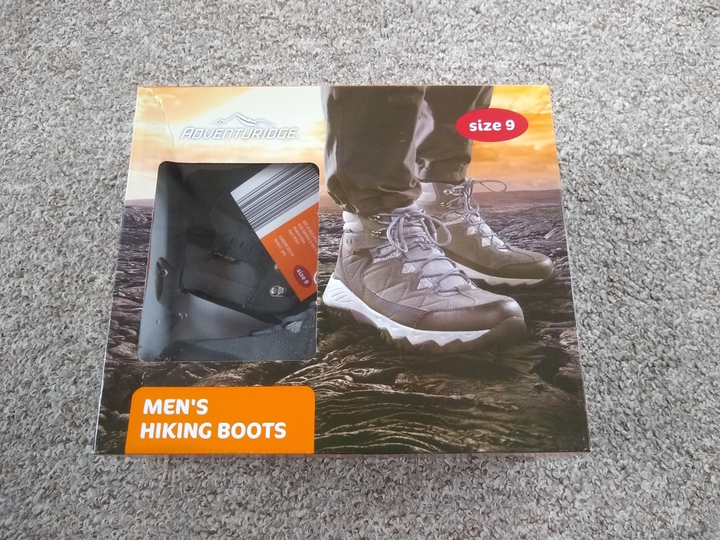 Hiking Boots | ALDI