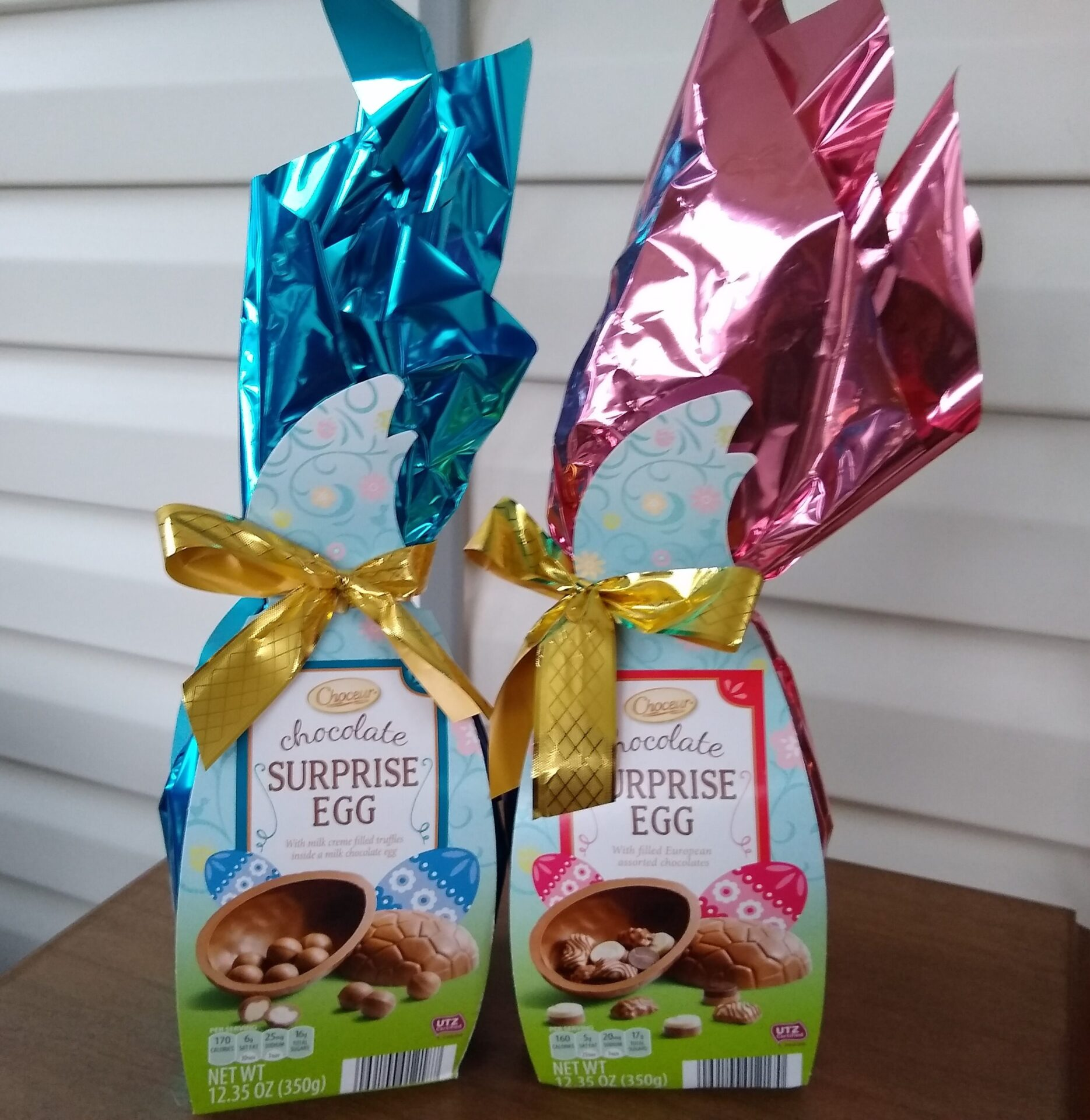 Choceur Chocolate Surprise Egg