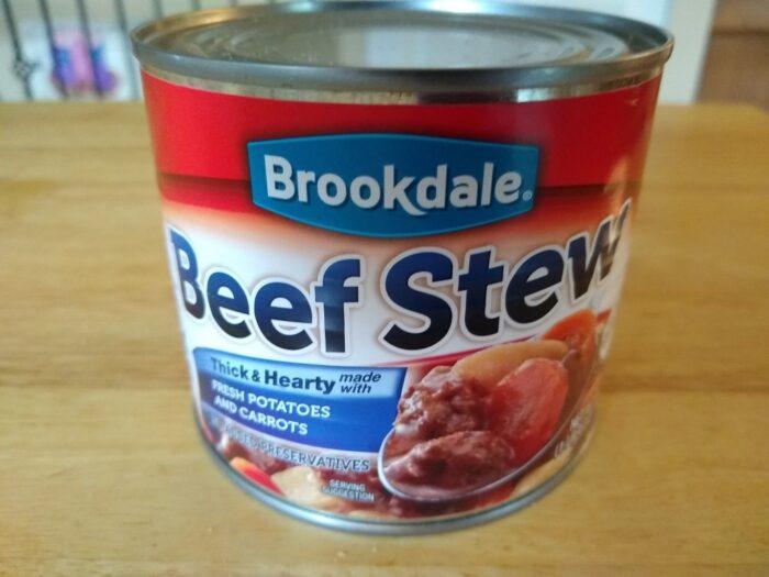 Brookdale Beef Stew