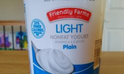 Friendly Farms Light Nonfat Plain Yogurt