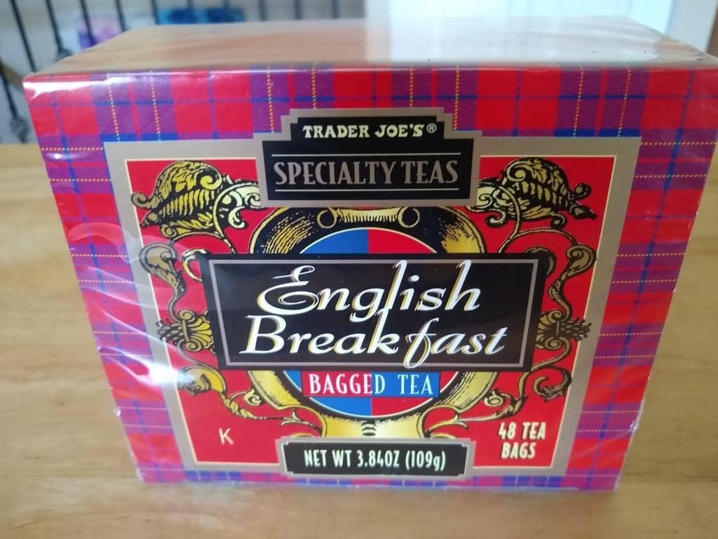Trader Joe's English Breakfast Tea 1