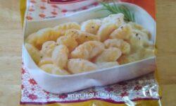 Trader Joe's Gnocchi al Gorgonzola