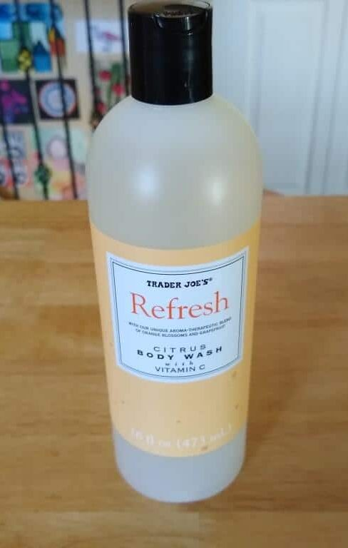 Trader Joe's Refresh Body Wash 1