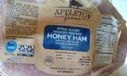Appleton Farms Spiral Sliced Hickory Smoked Honey Ham