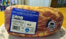 Aldi Boneless Pork Butt Roast