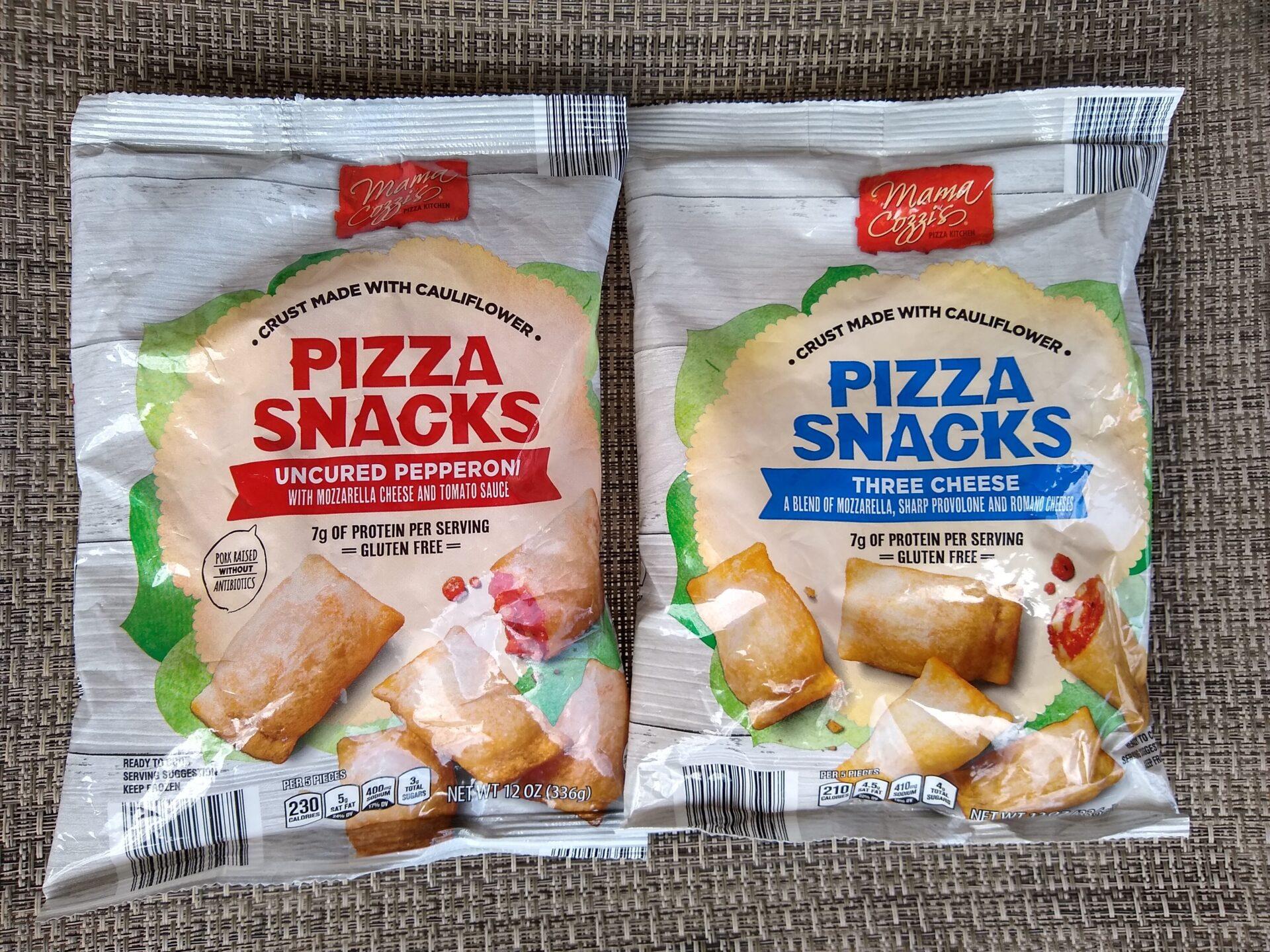 Mama Cozzi S Cauliflower Pizza Snacks Aldi Reviewer