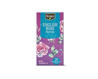 Benner English Rose Black Tea