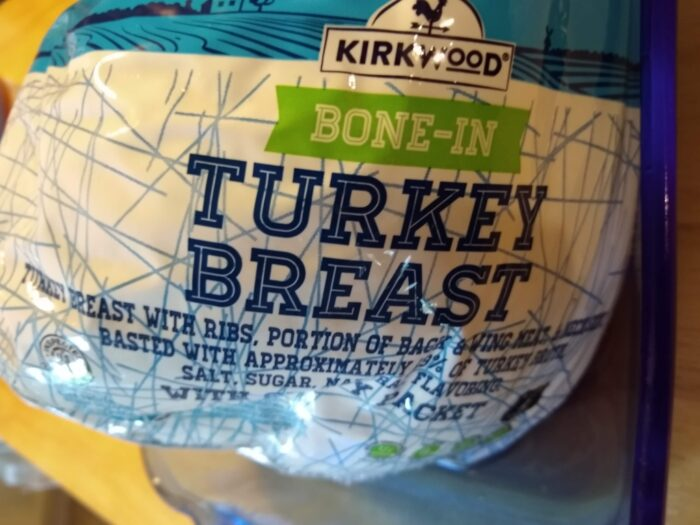 Kirkwood Bone-In Turkey Breast