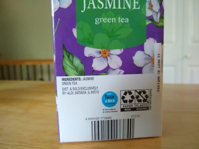 Benner Jasmine Green Tea