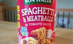 Bon Italia Spaghetti and Meatballs