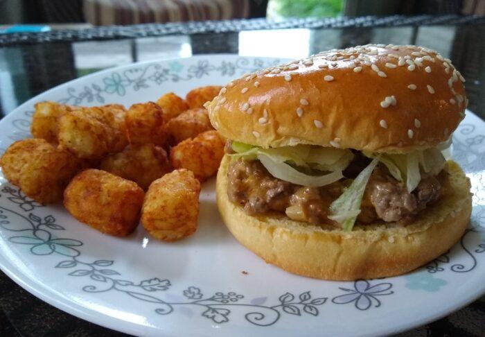 Big Mac Sloppy Joe