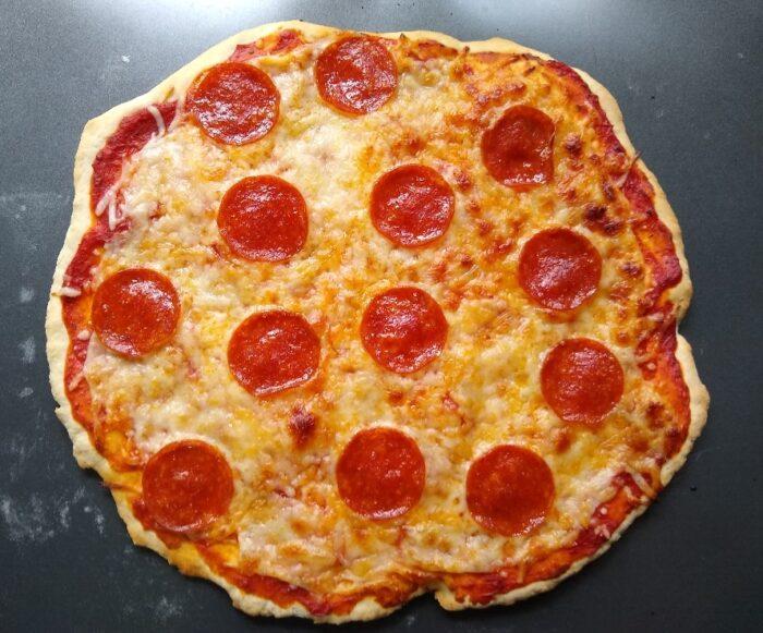 Bakers Corner Yeast Pizza Crust Recipe