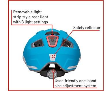 Bikemate Adult or Youth Bike Helmet 2