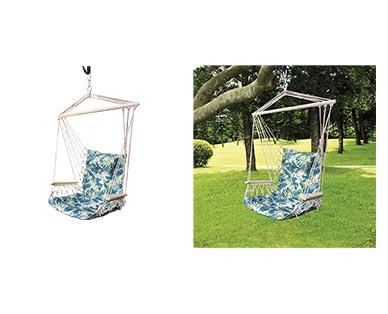 Gardenline Hanging Hammock Chair