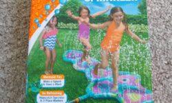 Banzai Mermaid Hopscotch Sprinkler