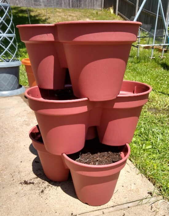 Gardenline Stacking Planter
