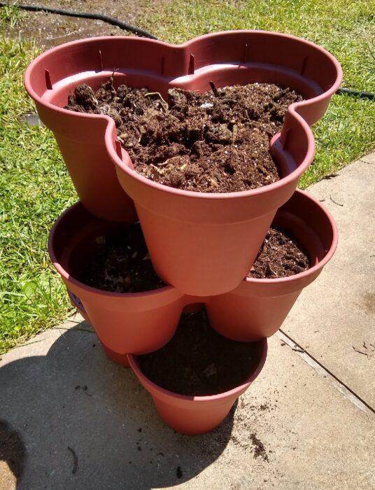 Gardenline Stacking Planter