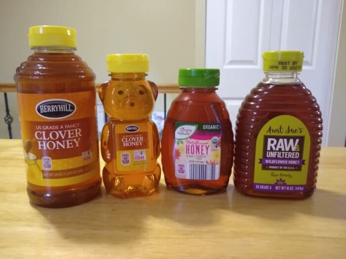 Aldi Honey
