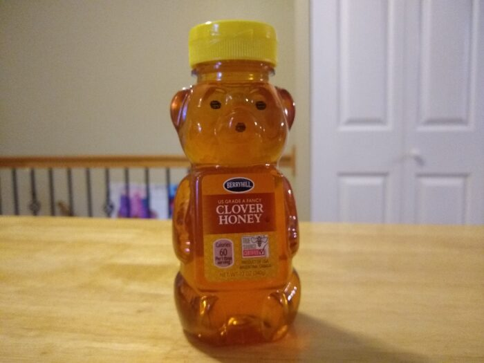Berryhill Clover Honey