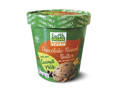 Earth Grown Non Dairy Coconut Based Pints 1