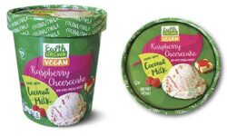 Earth Grown Non Dairy Coconut Based Pints